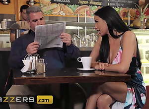 Horny Babe Anissa Kate Teases Her Husband At A..