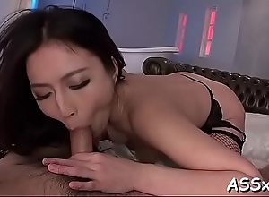 Rejected japanese spread out delights the brush snatch and anal with sexual relations toys