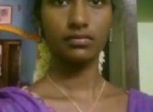 cute tamil girl