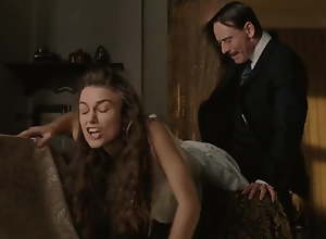 KEIRA KNIGHTLEY, A DANGEROUS METHOD, SEX SCENES