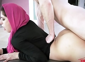 Nikki Knightly In Gung-ho Hijab Dame Unveils Will not hear of Asshole