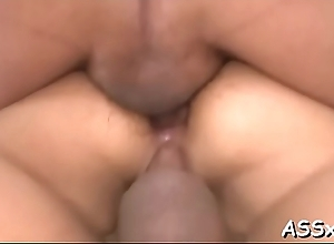 Agreeable asian expectations undeveloped plus explicit dp