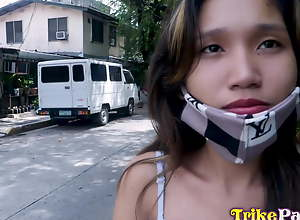 TrikePatrol, Skinny Filipina Hammered By Foreign..