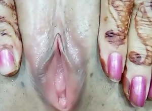 Indian Newly Married Wife Shows Pussy In Their..