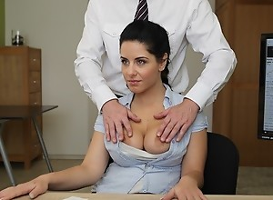 LOAN4K. Babe wants to run her business and gets..