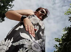 Your beautiful Italian stepmother squirts in a..