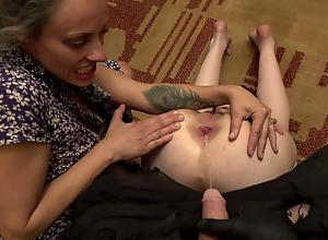 Perverse Family - Mom With Her Son Punished..