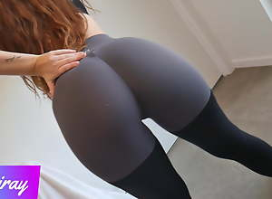 Please Cum in My Panty and Yoga Pants after..