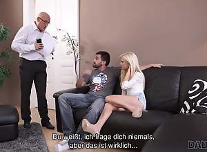 DADDY4K. Blonde coquette was dreaming about sex