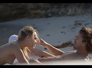 X-art Sex on the Beach