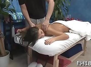 Cute promoter sucks dick, demonstrates delights..