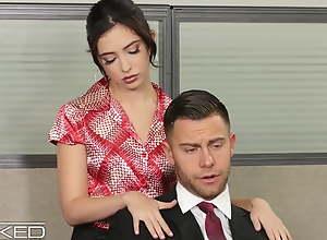 Office Slut Jane Wilde Fucked and xxx  Facialed..