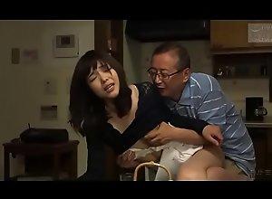 Japanse schoonvader en schoondochter (Zie meer:..