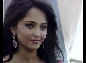 my cum tribute to actress anushka