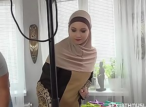 A Muslim purifying daughter was punished of..