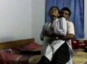Desi college professor Panini has romance with..