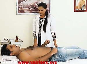 Indian unsatisfied female doctor fucking hardcore