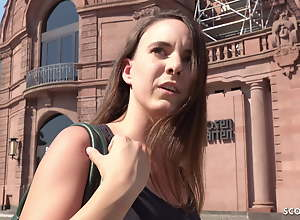 GERMAN SCOUT - PUBLIC ANAL SEX FOR CASH WITH..