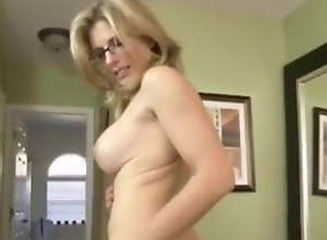 Fucking NOT My Mom In Bed - Cory Chase