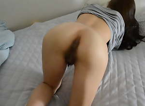 My ass up and face down