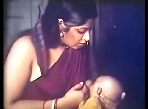 Desi bhabhi milk feeding videotape instalment..
