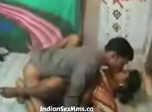 South indian servant maid drilled hard by her..