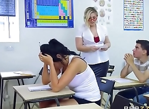 Pupil fuck his tutor on tap teacher - watch full...