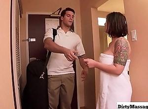 Pornstars beside massage sexual relations video..