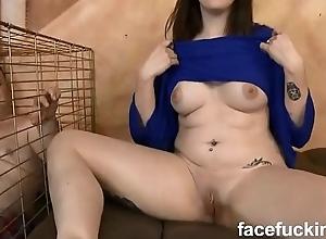 (new) slut sickly babes takes newborn husband up..