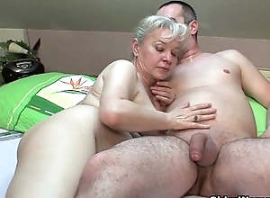 Grandma at stud needs almost stomach wanting