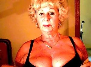 Andrea's broad dd-boobs, lengthy version