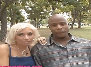 Swingers deadly fellow lets white man fuck his slutty white white sweethearts