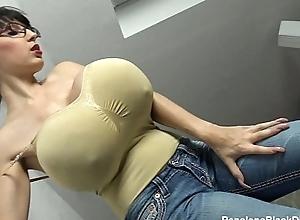 Penelope black diamond - milking brassiere buddies - breastf...