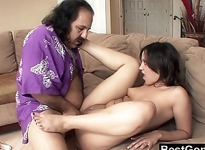 Ron jeremy strikes some other time!
