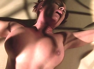 Busty vitalized and butt yowl live get off on..
