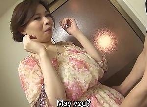 Bursting licentious japanese yuko iijima concerning nature's garb subtitled