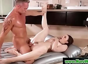 Nuru massage - box set (marcus london & chanel preston) nuru video-06