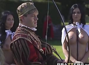 Brazzers porn video  - storm of kings xxx parody..