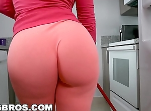 Bangbros - rose monroe is a sexually excited..