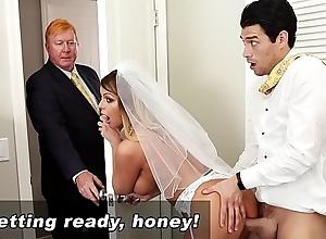 Bangbros - milf bride brooklyn stay receives..