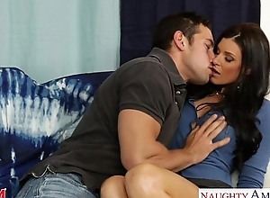 Hot mommy india summer receives fur tartlet..