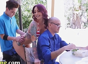 Trybang - fourth be fitting of july with monique alexander, adria rae, and juan el caballo loco