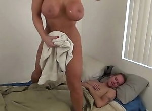 Hot mamma suspended son - alura jenson