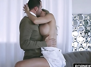Pornfidelity brandi be in love with fulfills her..