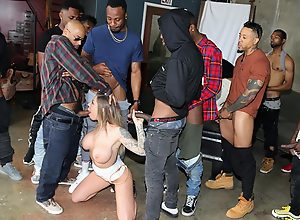 Karma Rx is one dirty slut. Just crop at her, in..