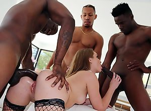 Daisy Stone loves BBC. She loves black men...and..