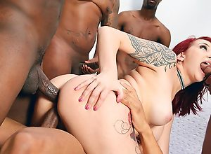 Amber Ivy is a pin-up model, and she loves..