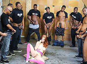 Penny Pax's eager and it shows the very..
