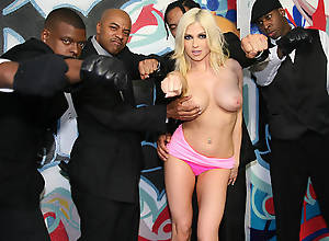 It's 2012 plus the black man is hush in the..