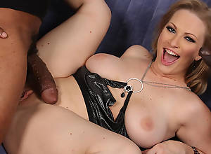 Vicky Vixen may have bitten off essentially she..